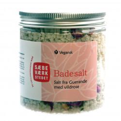 Badesalt Vildrose (200 gr)