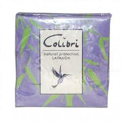 Colibri Mølpose til skuffe - Lavendel (3 stk)
