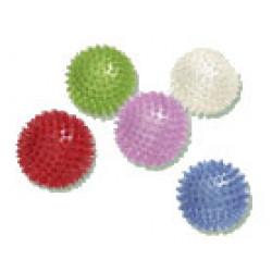 Massagebold i ass. farver (8 cm)