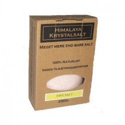 Himalaya Fint Salt i æske (250 gr)