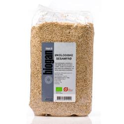 Biogan Sesamfrø Ø (1 kg)