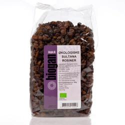 Biogan Rosiner Sultanas Ø (1 kg)