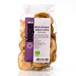 Æblechips (100 gr)