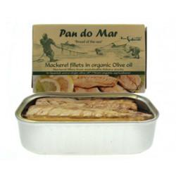 Biogan Makrel I Olivenolie (120 gr)