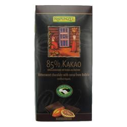 Rapunzel Chokolade 85% Kakao Ø (80 gr)