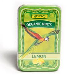 Mintpastiller m. Citron Ø (50 gr)