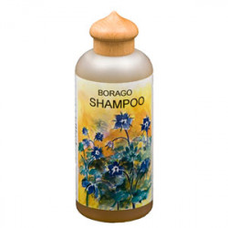 Borago hårshampoo 250 ml.