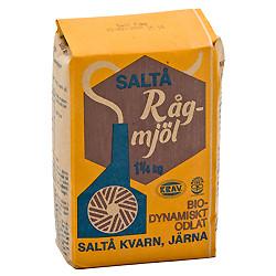 Rømer Rugmel Ø Saltå Kvarn (1,25 kg)