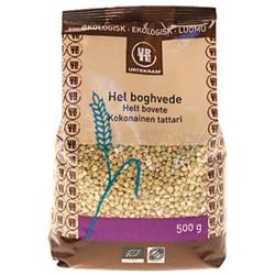Urtekram Boghvede Hel Ø (500 gr)