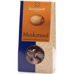 Muskatnød, Sonnentor Ø 40 gr.