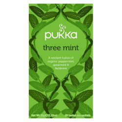 Pukka Three Mint Te Ø (20 breve)