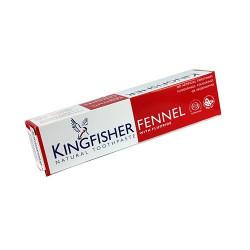 Tandpasta Fennikel m. fluor Kingfischer