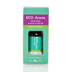 ECO Æterisk olie Aroma Sinus clear (10 ml)
