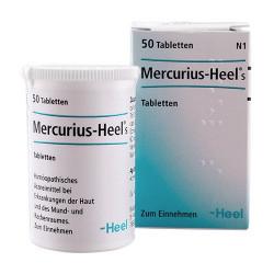 Mercurius-Heel (50 tab)