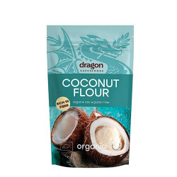 Dragon Foods Kokosmel (200g)