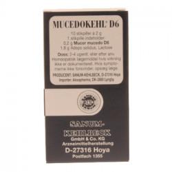 Mucedokehl Stikpiller 10 Stikpiller