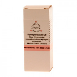 Spenglersan D (10 ml)