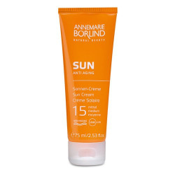 Annemarie Börlind SUN Anti-Aging Sun Cream SPF 15 (75 ml)