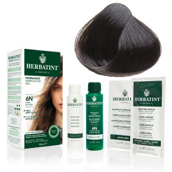 Herbatint 3N Hårfarve Dark Chestnut (135 ml)