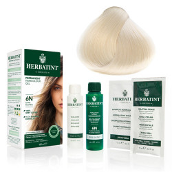 Herbatint 10N hårfarve Platinium Blond - 135 ml.