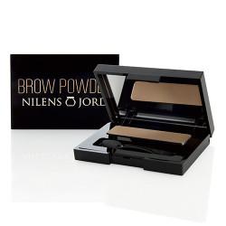 Nilens Jord Brow Powder Light Brown (1,88gr)