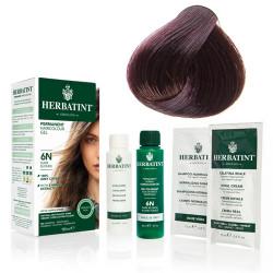 Herbatint 5M hårfarve Light Mahogany Chestnut - 150 ml.