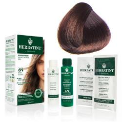 Herbatint 4R hårfarve Copper Chestnut - 135 ml.