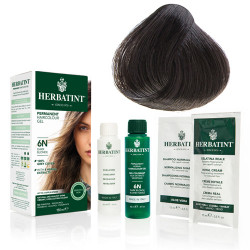 Herbatint 4C hårfarve Ash Chestnut - 135 ml.