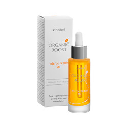 Zinobel Organic Boost Intense Repair Oil (30 ml)