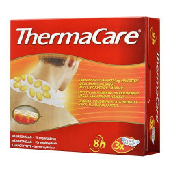 ThermaCare nakke, skuldre og håndled indh. 3 stk. (1 pk)