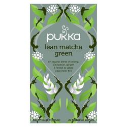 Pukka Lean Matcha Green te Ø