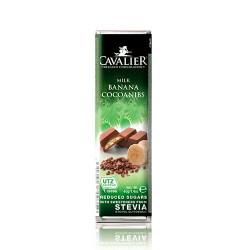 Cavalier Chokoladebar m. banan