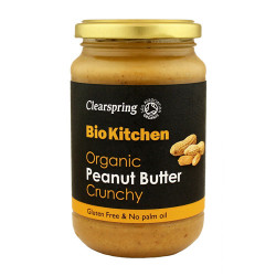 Peanut Butter Crunchy Ø (350 gr)