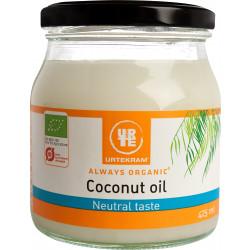 Urtekram Kokosolie smagsneutral Ø (425 ml)