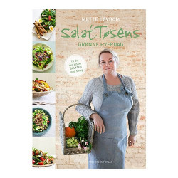 Mette Løvbom: SalatTøsens Grønne Hverdag (1 stk)