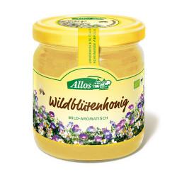 Allos Honning Vildblomst Ø (500 gr)