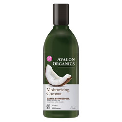 Avalon Organics Bath & Shower Gel Coconut Moisturizing (350 ml)