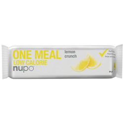 Nupo One Meal bar Lemon Crunch (60g)