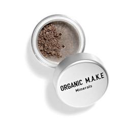Organic M.A.K.E. Eyeshadow Brown (3 gr)