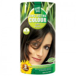 Hennaplus 5 Hårfarve Light Brown (40 ml)