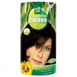 Hennaplus 3 Hårfarve Dark Brown (40 ml)