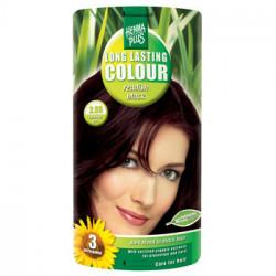Hennaplus 2.66 Hårfarve Reddish Black (40 ml)