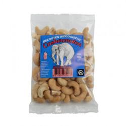 Cashewnødder Saltede Ø Horizon (100 gr)