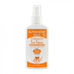 Alphanova Sun Bebe SPF50 Spray (