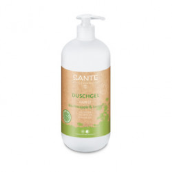 Sante Shower Gel Organic Pineapple and Lemon (950 ml)