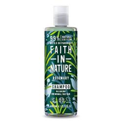 Faith in Nature Shampoo Rosmarin (400 ml)