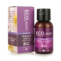 ECO. BODY Vitamin E Body Oil (15 ml.)