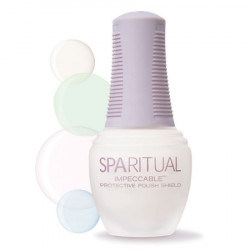 Sparitual Topcoat Impeccable Chip Resistant (15 ml)