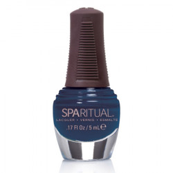 Sparituals Neglelak Mini Himmelblå 88387 (5 ml)