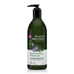Avalon Organics Handsoap Rosemary Rejuvenating (355 ml)